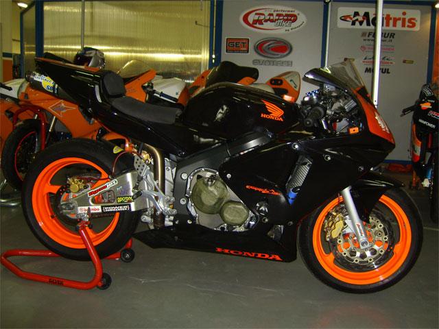 Only Racing Verona Centraline Motore Honda Cbr 600 Rr 200304